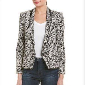 Zadig and Voltaire Leopard Deluxe Jacket